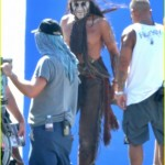 the lone rangger tonto johnny depp photo 4
