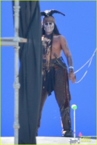 the lone rangger tonto johnny depp photo 7