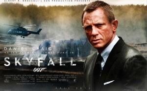 Skyfall Affiche
