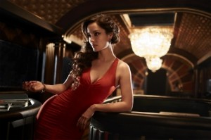 skyfall James Bond Girl