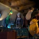 les cinq légendes - la chambre de Jamie