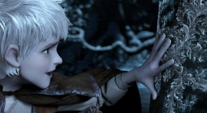 les cinq légendes - Jack Frost à son réveil