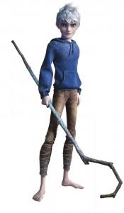 les cinq légendes - Jack Frost