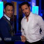 iron man 3 - Tony et Wu