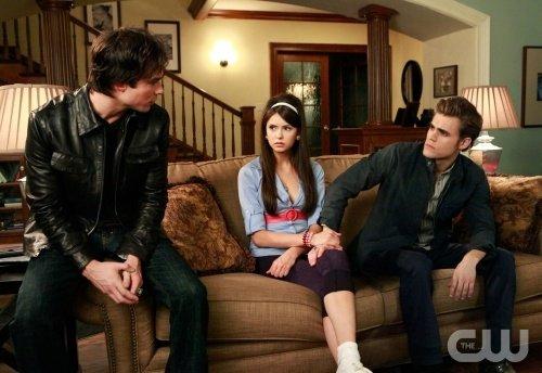 Vampire Diaries: Saison 1