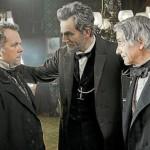 Le responsable de l'amendement , Lincoln et son secrétaire d'Etat