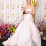 Oscar de la meilleure actrice pour Jennifer Lawrence