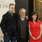 Tapis rouge pour Daniel Day-Lewis, Spielberg et Sally Field