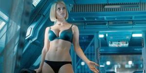Star Trek Into Darkness: carol marcus