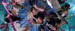 Gatsby le magnifique - ELIZABETH DEBICKI (Jordan Baker) and TOBEY MAGUIRE (Nick Carraway)