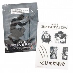 Concours Wolverine - tattoos | Wolverine le combat de l'immortel - affiche du film - wolverine concours - TM & ©2013 Marvel © Fox