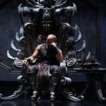 riddick - vin diesel sur son throne