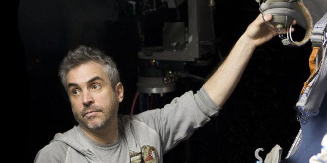 Gravity : Interview d'Alfonso Cuaron