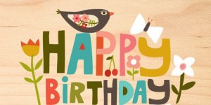 Joyeux anniversaire Ciné Buzz - par Carolyn Gavin
