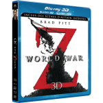 Blu-ray 3D - World War Z