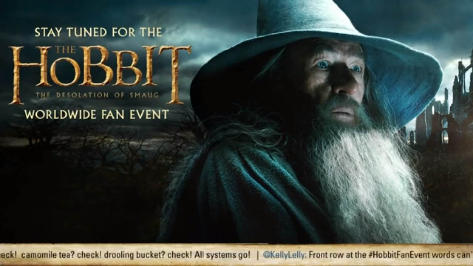 Gandalf - Le Hobbit: La désolation de Smaug