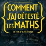 affiche - comment j'ai deteste les maths