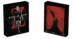 boitier collector world war z