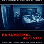Paranormal activity 1 : affiche du film | ciné buzz