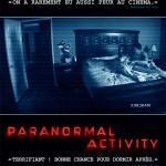 Paranormal activity 1 : affiche du film | ciné buzz