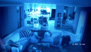 Paranormal activity 2 : le salon hanté | ciné buzz
