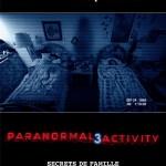 Paranormal activity 3 : affiche du film | ciné buzz