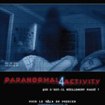 Paranormal activity 4 : affiche du film | ciné buzz