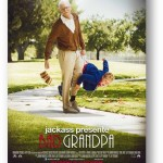 bad grandpa - affiche film