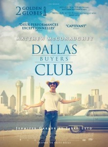 affiche - dallas buyers club