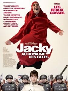 affiche - jacky au royaume des filles