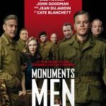 Monuments men - sortie du mois de mars