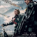 edge of tomorrow - affiche