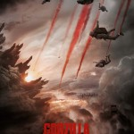 godzilla 2014 - affiche