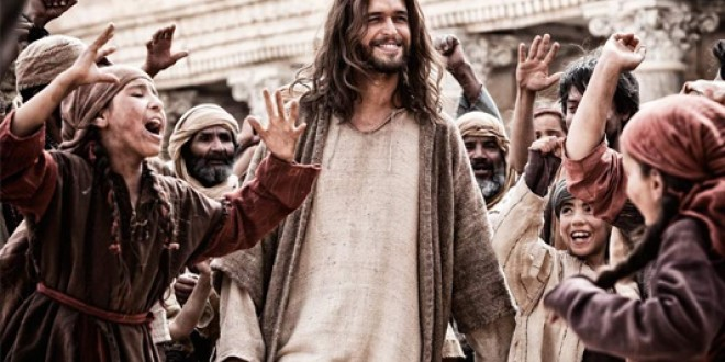 Son of God a été diffusé sur W9 durant le week-end de pâques 2014
