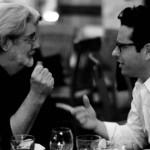 Georges Lucas & J. J. Abrams en désaccord artistique