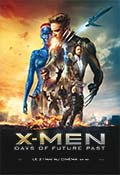 X-MEN - Days of future past | affiche du film