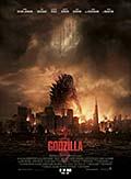 Affiche du film Godzilla 2014