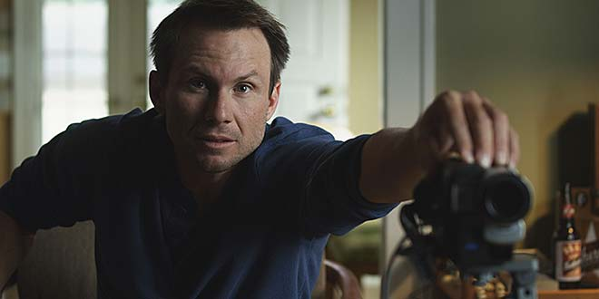 Christian Slater dans Playback