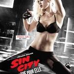 Alba - Affiche Sin City j'ai tué pour elle