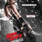 Dawson - Affiche Sin City j'ai tué pour elle