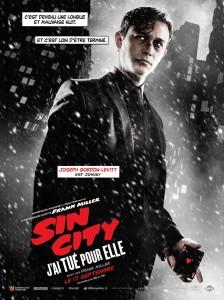 Levitt - Affiche Sin City j'ai tué pour elle