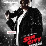 Rourke - Affiche Sin City j'ai tué pour elle