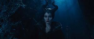 Angelina Jolie est Maléfique dans Maléfique ©2014 Disney