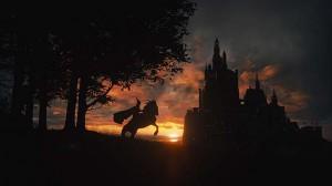 Le château du roi Stephan dans Maléfique ©2014 Disney