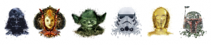 star wars identities - personnages