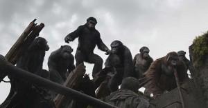 La planètes des singes : l'affrontement TM and © 2013 Twentieth Century Fox Film Corporation. All Rights Reserved.