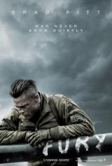 Fury - affiche du film