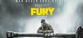 Balade dans un char : Fury