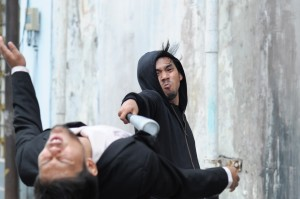 the raid 2 - l'homme a la batte de baseball