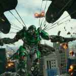 transformers 4 - Crosshairs